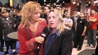 Nicko McBrain drummer for Iron Maiden, speaks to us about how to succeed in the music industry! http://nfocusentertainment.com ...
