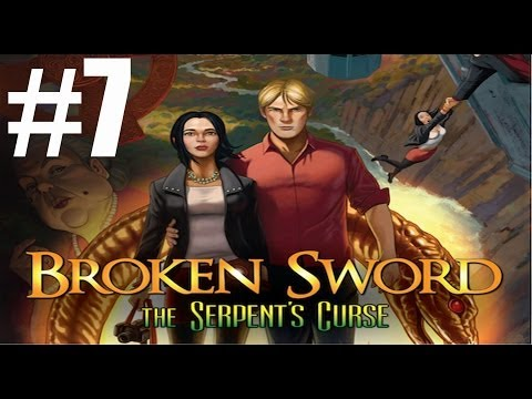 broken - Playlist https://www.youtube.com/watch?v=3FtSPHsk8PQ&list=PLYD0s9u6Ol246mBs5yxSYquMbHhkNL5jd&index=1 Part 7 of a Complete Broken Sword 5 Walkthrough No Comme...