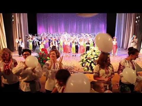 Святковий концерт з нагоди 20-ліття школи