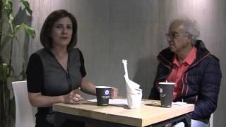 """Barbara Tijerina estrena sección """"La hora del café"""""""