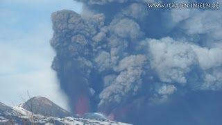 Weltkulturerbe: Vulkan Etna UNESCO Weltkulturerbe