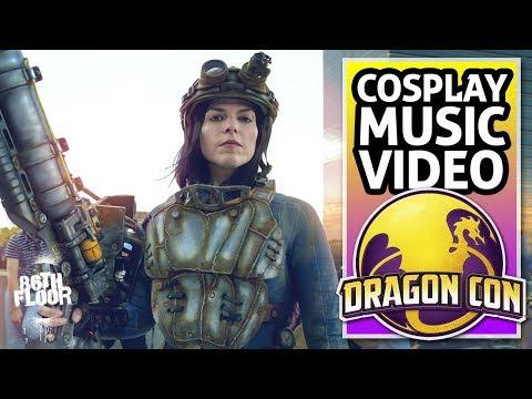 Dragon Con Atlanta 2018 Cosplay Music Video
