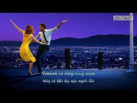 , title : '[Lyrics+Vietsub] Audition (The Fools Who Dream) - Emma Stone | La La Land Soundtrack (2016)'