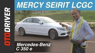 Video Mercedes-Benz C 350 e Plug-In Hybrid 2018 Review Indonesia | OtoDriver MP3, 3GP, MP4, WEBM, AVI, FLV Oktober 2017
