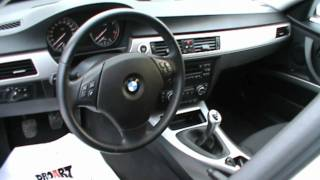 2008 BMW 320d Touring M-OPTIK Full Review,Start Up, Engine, And In Depth Tour
