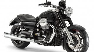 6. 2015 Moto Guzzi California 1400 Custom | ENGINE Type 90° V-twin engine