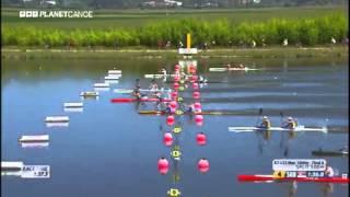 2015 Montemor o Velho K1 1000m M U23 World Canoe Sprint Championships