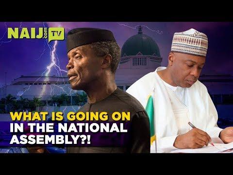Nigeria Latest News: Why Yemi Osinbajo Terminated The Appointment Of Lawal Daura | Legit TV