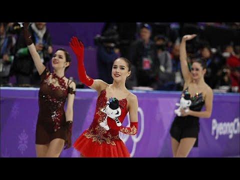 العرب اليوم - شاهد: الروسية زاخيتوفا تفوز بالميدالية الذهبية