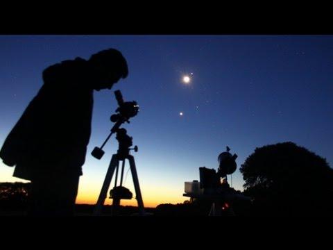 Astronomía para aficionados (EAE)
