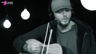 James Arthur - When we were young (Adele cover) live acoustic session