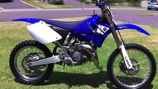 4. 2006 Yamaha YZ125