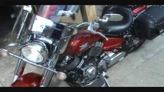 3. 2009 Yamaha V Star Classic Silverado 650