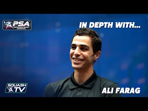 Squash: In Depth With... Ali Farag