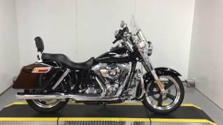 7. 2012 Harley Davidson Dyna Switchback For Sale LOW MILEAGE!