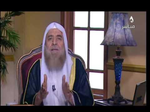 3-6-2010  من القلب إلى القلب 10/10 الشيخ العرعور يحاور الشيعة