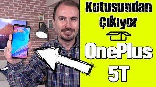 Bu telefon başka! | OnePlus 5T ilk inceleme deneyim videosu