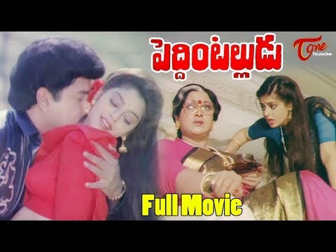 Peddintalludu Telugu Full Length Movie | Suman, Nagma, Mohanbabu