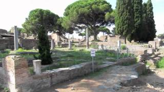 Ostia Antica Italy  city pictures gallery : Ostia Antica harbour of ancient Roma / Rome - Portus - Italy 2011 - Part 1