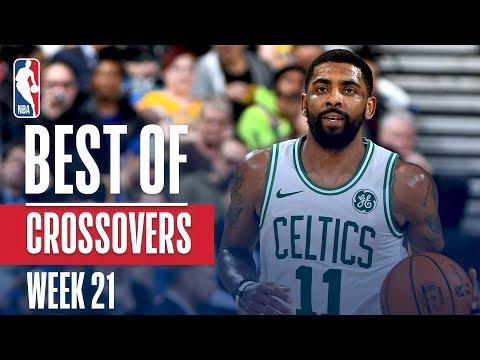NBA's Best Crossovers   Week 21