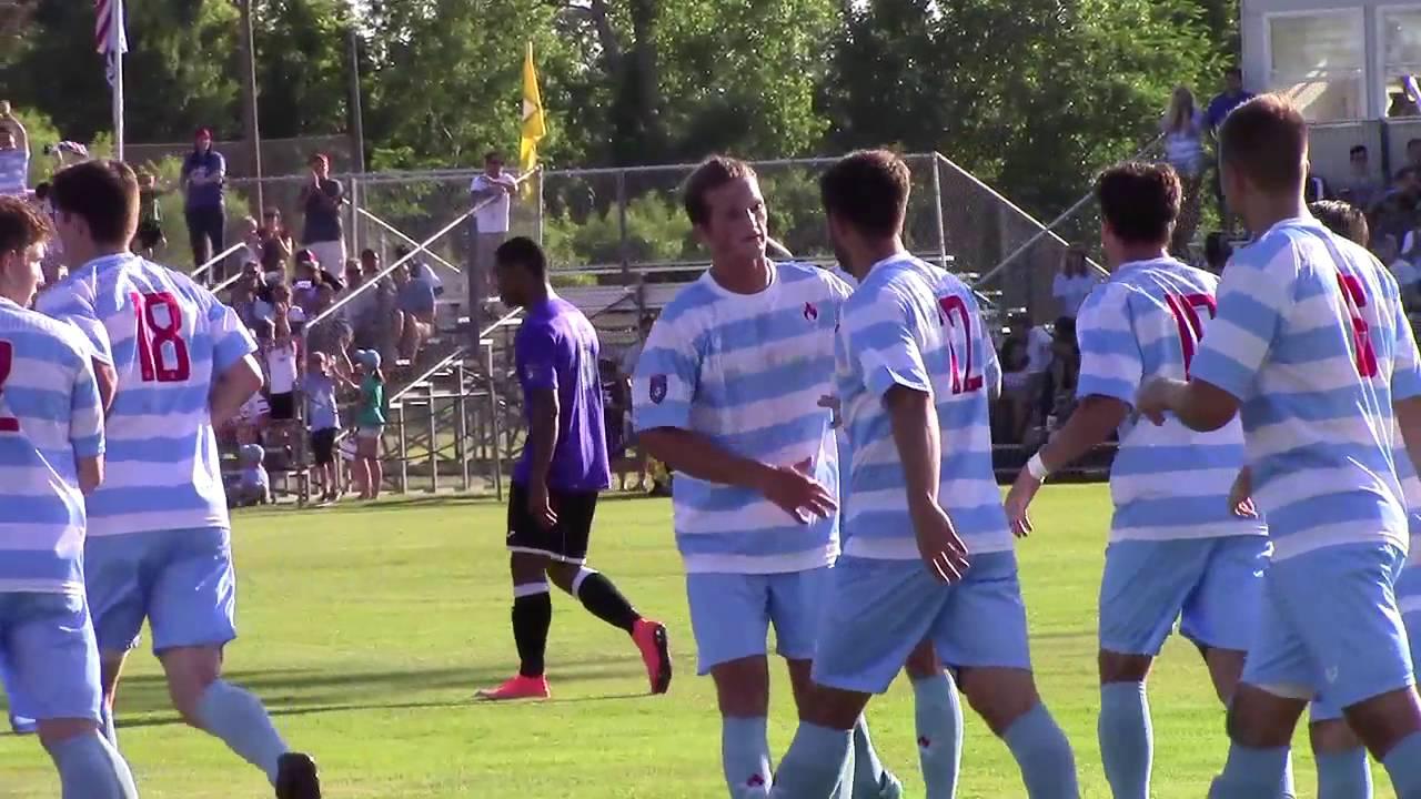 Lansing United 1-0 Kalamazoo FC Highlights 24 June 2016