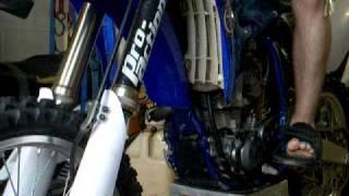 5. 2005 Yamaha YZ250F YZ 250F