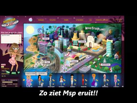 Moviestarplanet.nl
