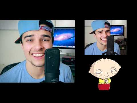 Family Guy Spoofs RAP GOD and Talk Dirty