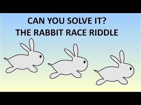 Can You Solve The Rabbit Race Logic Puzzle?