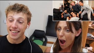 Video W2S MUM WATCHES DISS TRACK (EXPOSED) - REBEL REACTS MP3, 3GP, MP4, WEBM, AVI, FLV Agustus 2017