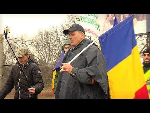 Οι Ρουμάνοι διαδηλώνουν και ζητούν δικαιοσύνη