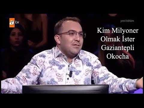 Kim Milyoner Olmak İster Gaziantepli Okocha Mehmet Akar (Tam Versiyon)