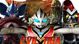 """Evil Tiga the good Ultra fighting monsterSuggestion by @Dustin Storm """"we should make evil Tiga become a superhero""""Facebook Page https://www.facebook.com/AnimePortableGamesUltraman Fighting Evolution 3 (ウルトラマン Fighting Evolution 3) also called """"Ultraman FE3"""" is a Fighting game developed and published by Banpresto. it is the 3rd in the Ultraman Fighting Evolution series. The direction is provided by Yuji Machi, who acted as Ultraman Tiga's voice actor as well.KeywordUltraman Dyna FlashUltraman Dyna StrongUltraman Dyna Miracle Ultraman Tiga Multi Ultraman Tiga SkyUltraman Tiga Power Ultraman Jack Ultraman 80 ウルトラマン80Astraultraman animepspgamesUltraman Originalultraman Agul v2 ultraman Agul v1 ウルトラマンアグルUltraman Gaia v2 Ultraman Gaia SupremeUltraman Gaia v1 ウルトラマンガイアzoffyUltraman Leo Ultraman Ace Ultraman Cosmos Luna Ultraman Cosmos EclipseUltraman Cosmos FutureUltraman Justice StandardUltraman Justice CrusherUltraman Legendultra SevenEvil Tiga イーヴィルティガRobo AceDelusion UltrasevenImitation Ultraman Dyna ニセウルトラマンダイナUltraman TaroVakishimAlien BaltanKing Joe BemstarAce Killer TyrantAlien Magma GOmora Zetton DadaGan-QGloker BishopRed King gudon Twin TailFire GolzaReigubas"""