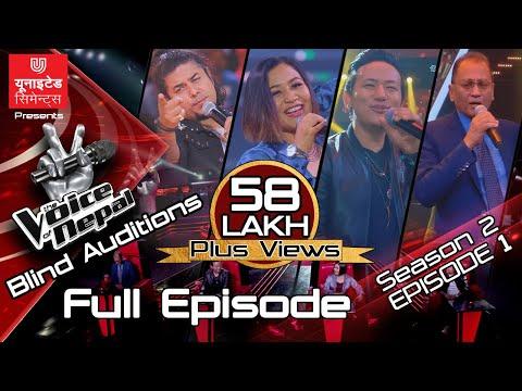 The Voice of Nepal Season 2 - 2019 -  Episode 1