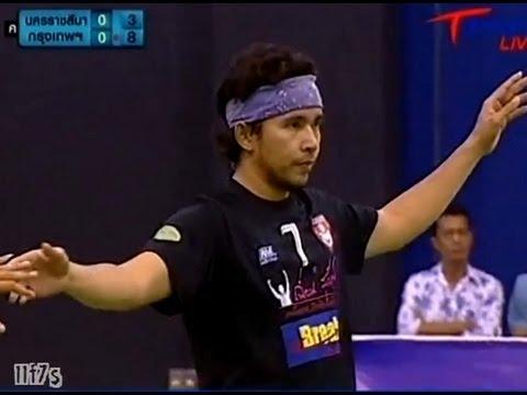 Nakhon Ratchasima - Bangkok Takraw Thailand League 2012 (3rd)