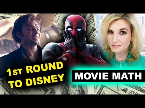 Box Office for Deadpool 2, Infinity War, Solo Tracking (видео)