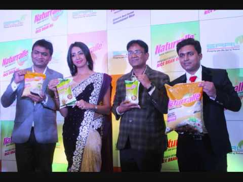 Naturralle Health Rice Bran Oil & Sona Masuri Rice
