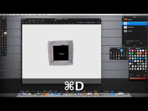 pixelmator 2 tutorial - This tutorial covers how to create a Photo album collage effect in Pixelmator using something other than the old Polaroid frames.