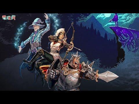 以解謎要素為賣點的狩魔師4