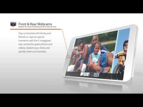 Trio AXS 4G, Quad Core Tablet