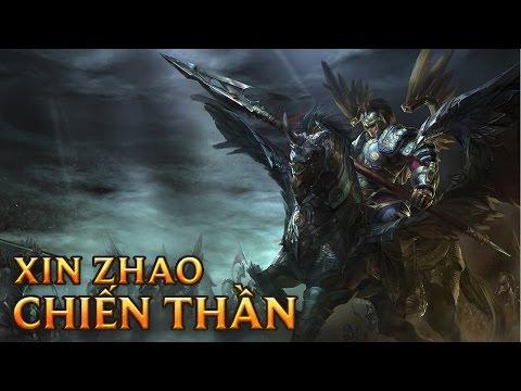 Xin Zhao Chiến Thần
