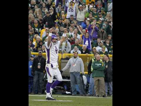 Brett Favre: The Best NFL Player ever