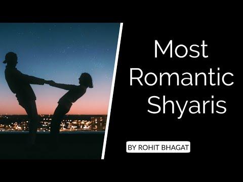 Romantic quotes - Most Romantic Shayari  Love Quotes  Hindi Spoken  by Rohit Bhagat
