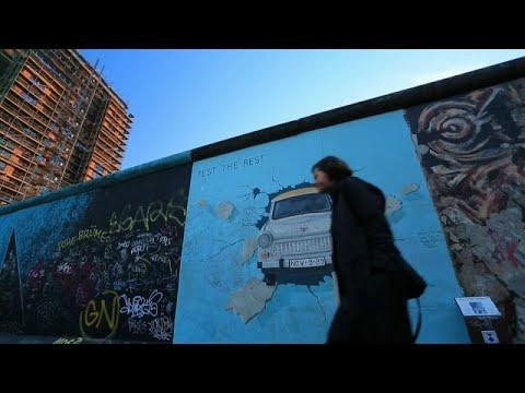 Γερμανία: Για πάντα «όρθιο» το East Side Gallery