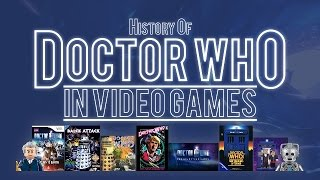I take a look at over 35 years of Doctor Who in the world of video games – from texts to pixels, I'll examine it all.Doctor Who has, in a way, grown up with the world of video games. 1977 saw the first game in Pong and four years later, Doctor Who joined the party. Join me as I take a wander through the halls of the many video games that tied to the British Telly Show...Doctor Who.Lazy Game Reviews – BBC Micro: https://www.youtube.com/watch?v=Ge2Y7AIeEVw Dalek Attack: https://archive.org/details/msdos_Dalek_Attack_1992 -------------------------------------------------------------Side Channel: http://goo.gl/jLTgcRPatreon: https://www.patreon.com/TheDoctorOfWhoTwitter: http://twitter.com/#!/TheDoctorOfWhoInstagram: https://instagram.com/thedoctorofwho/Facebook: http://www.facebook.com/pages/WillLOVESKaren/135047939933027