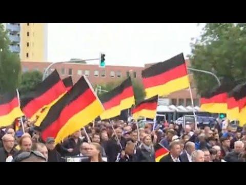 Chemnitz: Rechts gegen Links - wieder Demonstrationen ...