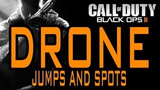 BO2 Jumps and Spots - Drone (Black Ops 2)