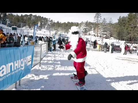 A Yeti Christmas Story