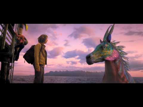 "Percy Jackson: Sea of Monsters | ""It's A Hippocampus"" 