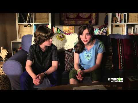 Official Trailer for Gortimer Gibbon's Life on Normal Street from Amazon Studios #GortimerAmazon